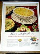 Lipton's Noodle Soup  Advertisement