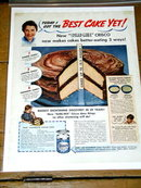 Crisco Shortening   Advertisement