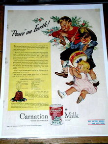 Carnation Milk  Advertisement
