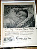 Gerber Baby Foods  Advertisement