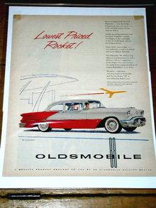 Oldsmobile 88 Advertisement