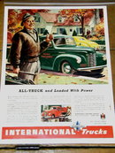 International Trucks  Advertisement