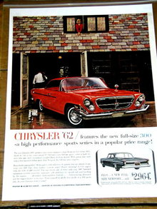 Chrysler Advertisement