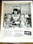 Linit Laundry Starch  Advertisement