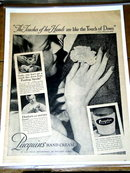 Swan Soap  Advertisement
