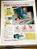 Swan Soap  Advertisement