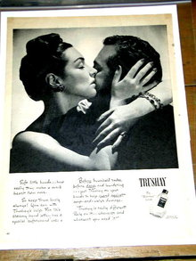 Trushay Hand Lotion  Advertisement