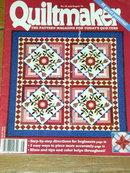 Quiltmaker  Magazine #4, Vol 13  -  QM
