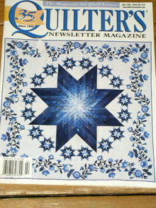 Quilt's Newsletter #359  -  QM