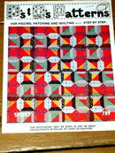 Spools Quilt Pattern  -  PTB