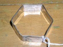 Cookie Cutter, Hexagon