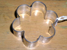 Cookie Cutter, Flower