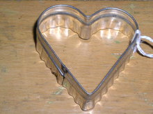 Cookie Cutter, Heart