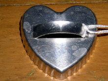 Cookie Cutter, Heart