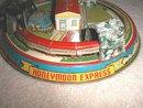 Marx Tin Train - Honeymoon Express