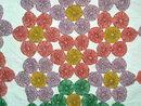 Yo-Yo Flower Quilt -  QLT