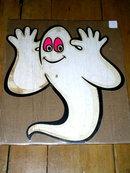 Halloween Diecut Beistle Ghost