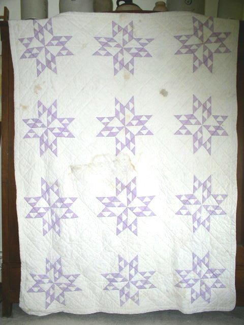 Pieced Star Quilt -  QLT