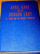 April Kane and the Dragon Lady Book