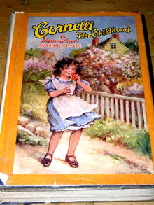 Cornelli, Her Childhood  Book