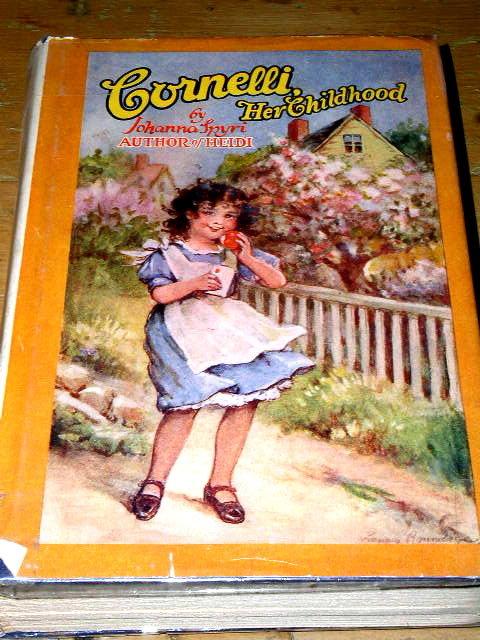 Cornelli, Her Childhood  Book