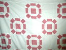 Rolling Stone Quilt Top 1880's -  QTP