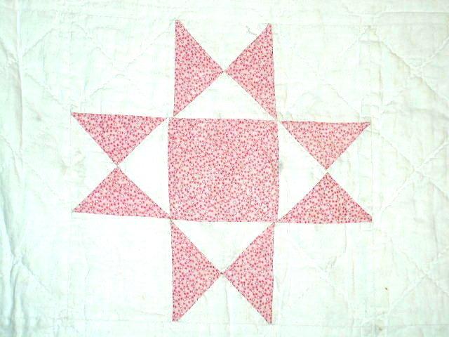 Ohio Star Quilt - QLT