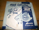Peter Cottontail and Cinderella, The Work Song, 78RPM, Child's Record