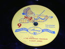 Folk Songs of Our Land, 78RPM, Child's Record