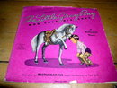 The Little Grey Pony Who Lost His Shoe, 78RPM, Child's Record