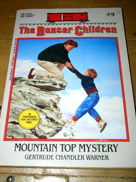 Mountain Top Mystery - The Boxcar Children  Book