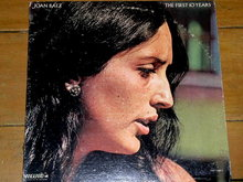 Joan Baez - The First 10 Years - 33 Record Album