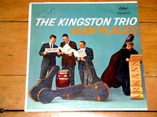 The Kingston Trio - Going Places - 33 Record Album