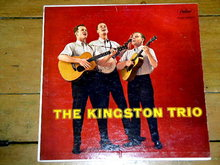 The Kingston Trio  - 33 Record Album