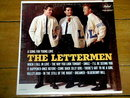 The Lettermen - A Song For Young Love - 33 Record Album