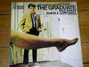 Simon and Garfunkel - The Graduate - 33 Record Album