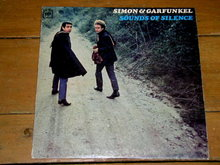 Simon and Garfunkel - Sound Of Silence - 33 Record Album