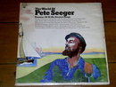 The World of Pete Seeger - 33 Record Album