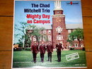 The Chad Mitchel Trio - Mighty Day On Campus - 33 Record Album