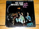 The Chad Mitchel Trio - At The Bitter End - 33 Record Album