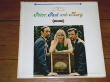 Peter, Paul and Mary - Moving - 33 Record Album