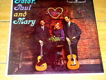 Peter, Paul and Mary  - 33 Record Album