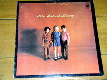 Peter, Paul and Mommy - 33 Record Album