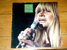 Mary Travers - Morning Glory - 33 Record Album