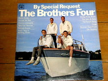 The Brothers Four, By Special Request,  33 Record Album