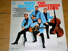 The Brothers Four, More Big Folk Hits,  33 Record Album