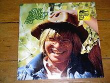 John Denver's Greatest Hits,  33 Record Album