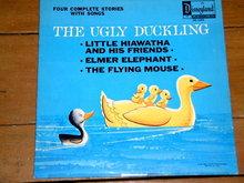 The Ugly Duckling, Walt Disney Children's 33 Record Album