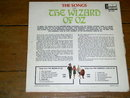 The Wizard Of Oz, Walt Disney Children's 33 Record Album