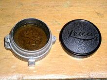 Leica Diffusion Lens Filter Attachment
